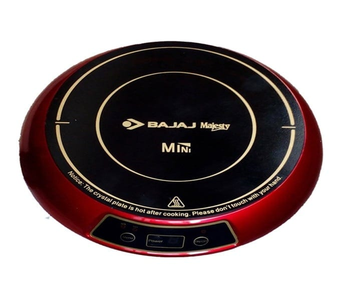 Bajaj Majesty Mini Induction Cooker 2