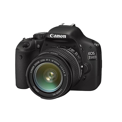 Canon EOS 550D 18MP DSLR