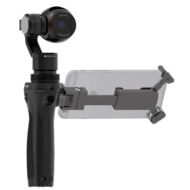 dJI OSMO KIT Bundle Handheld 4K Camera with 3 Axis Gimbal4