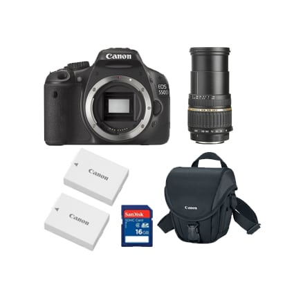 Essential Travel Camera Kit