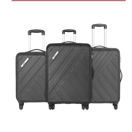 Safari Calm Deluxe Trolley Bag (3 sizes)