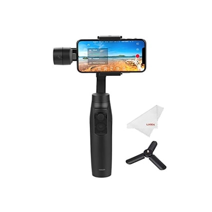 Moza Phone Gimbal with Wireless Charging