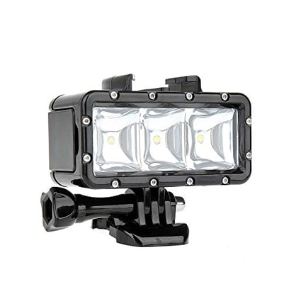 Waterproof Diving LED Light for GoPro