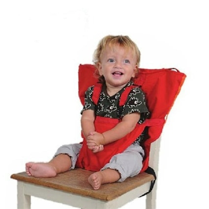 Baby Travel High Chair Harness