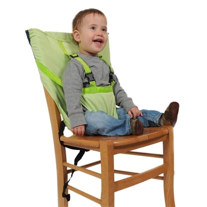 Baby Travel High Chair Harness3