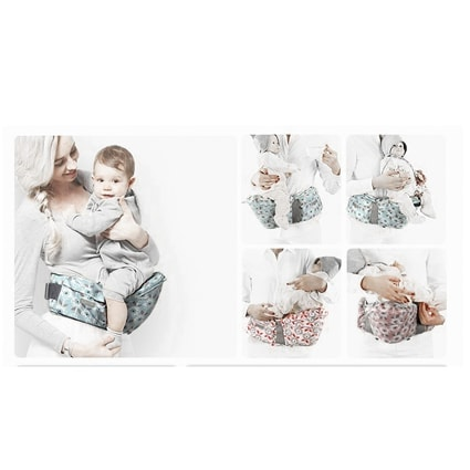 Babycare Hipseat Carrier 4