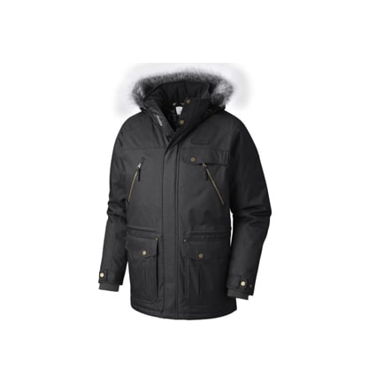 Columbia Barlow Pass Waterproof Down Jacket