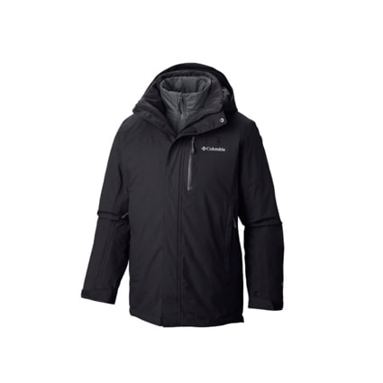Columbia Lhotse II Interchange Jacket 1