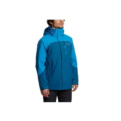 Columbia Lhotse II Interchange Jacket 2